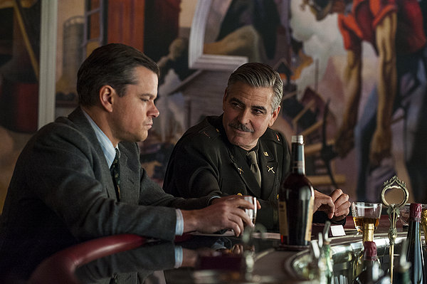 the monuments men 2