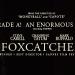 Reseña: FOXCATCHER ★★★★☆