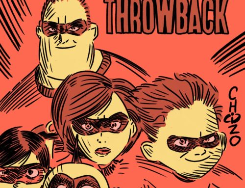 Throwback #10 – The Incredibles