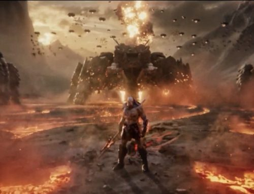 Darkseid en Zack Snyder's JUSTICE LEAGUE