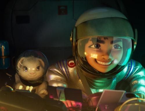 Netflix revela detalles sobre su nueva película animada OVER THE MOON
