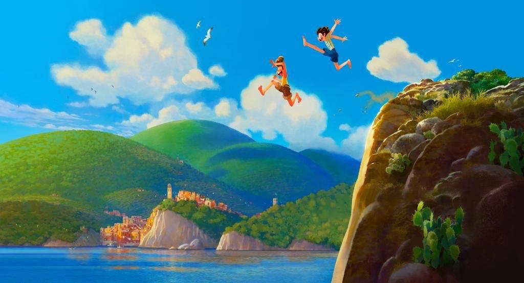 Pixar revela título, logo y primera imagen de nueva película