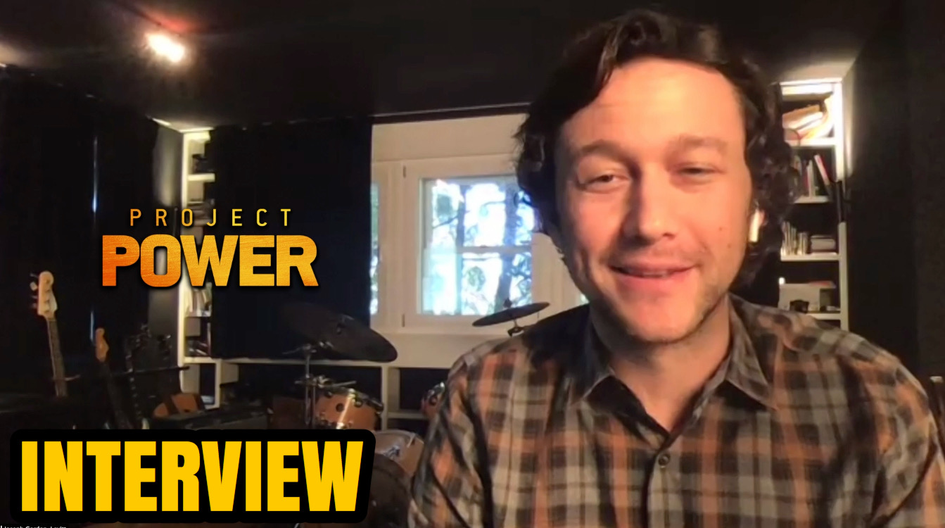 Entrevista: Joseph Gordon-Levitt y Dominique Fishback – PROJECT POWER