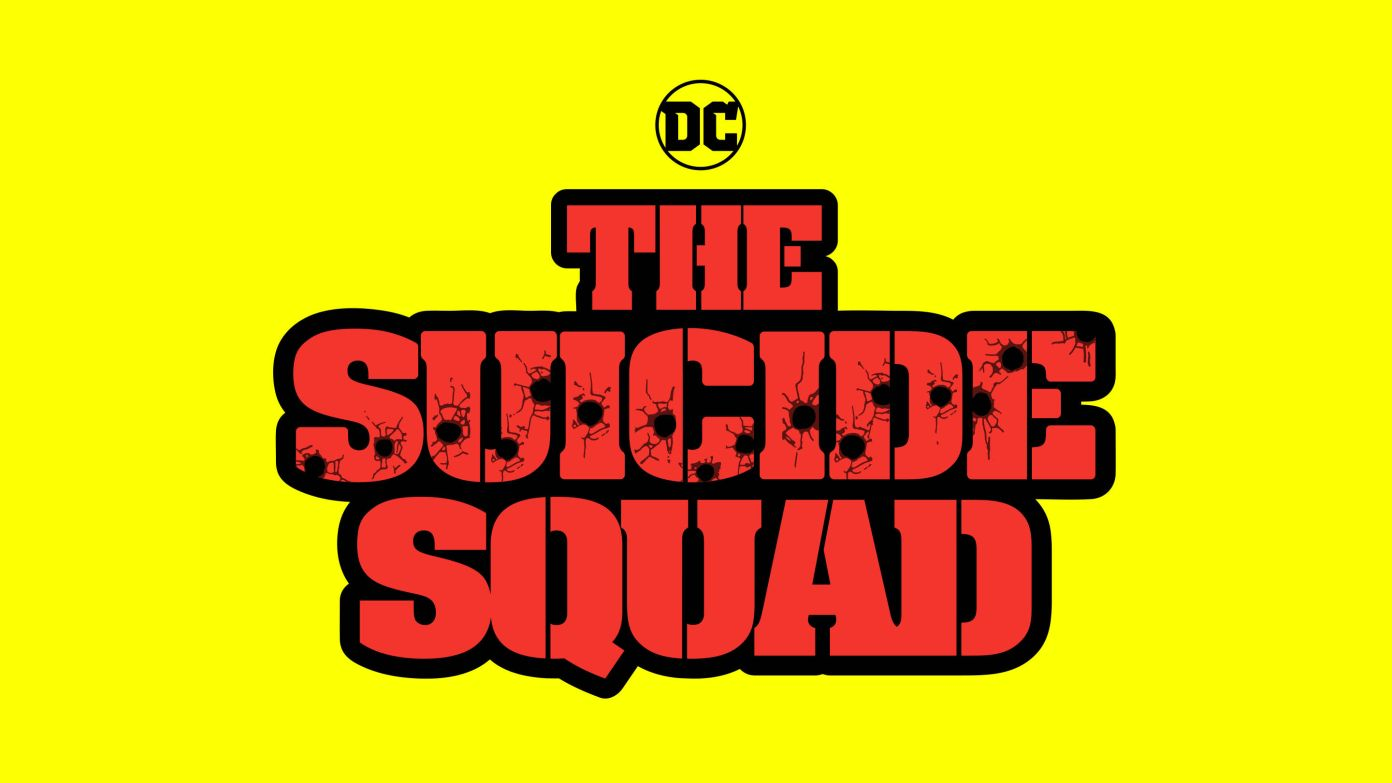 Nuevo logo oficial para THE SUICIDE SQUAD