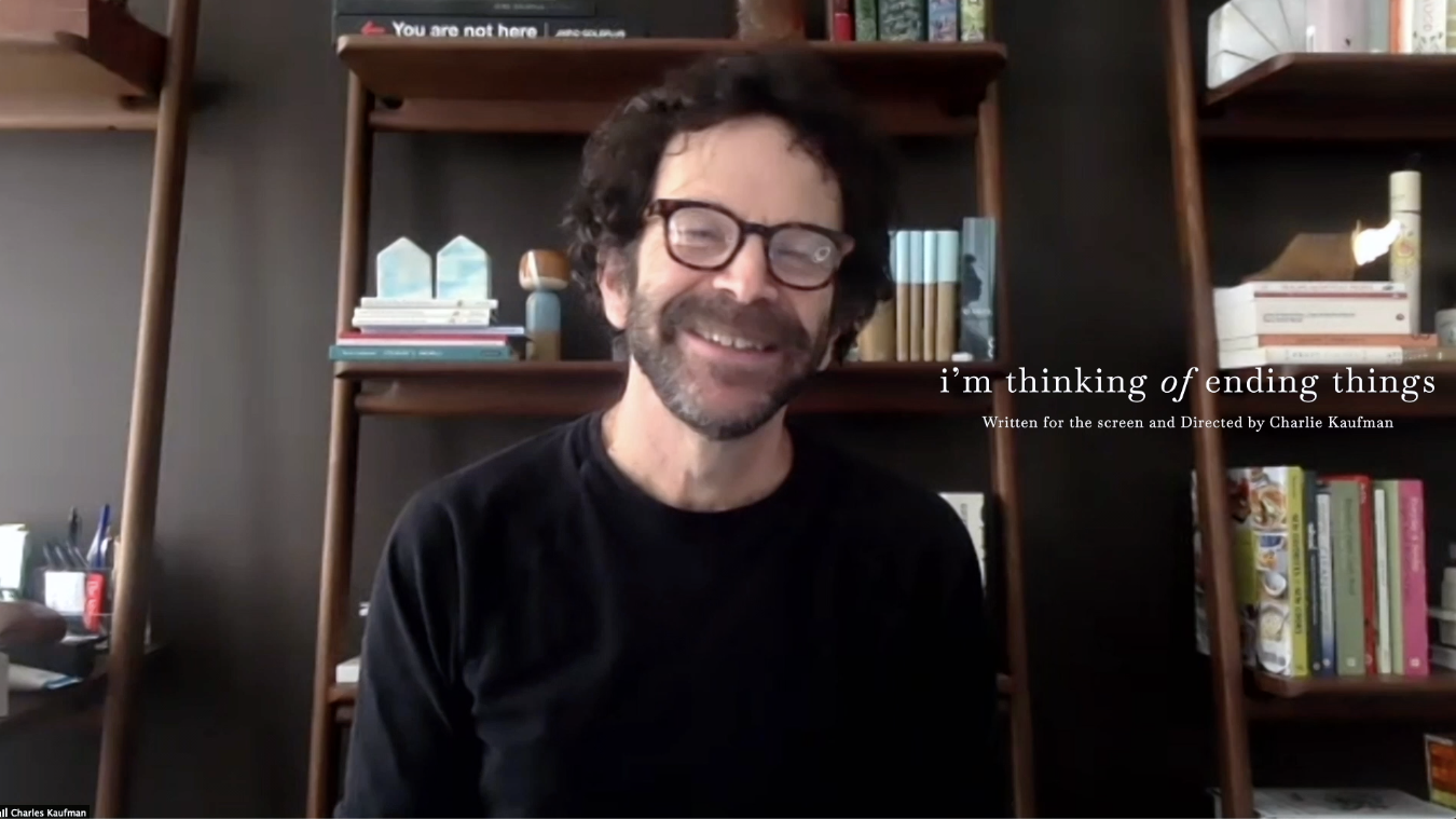 Entrevista: Charlie Kaufman – I'm Thinking of Ending Things