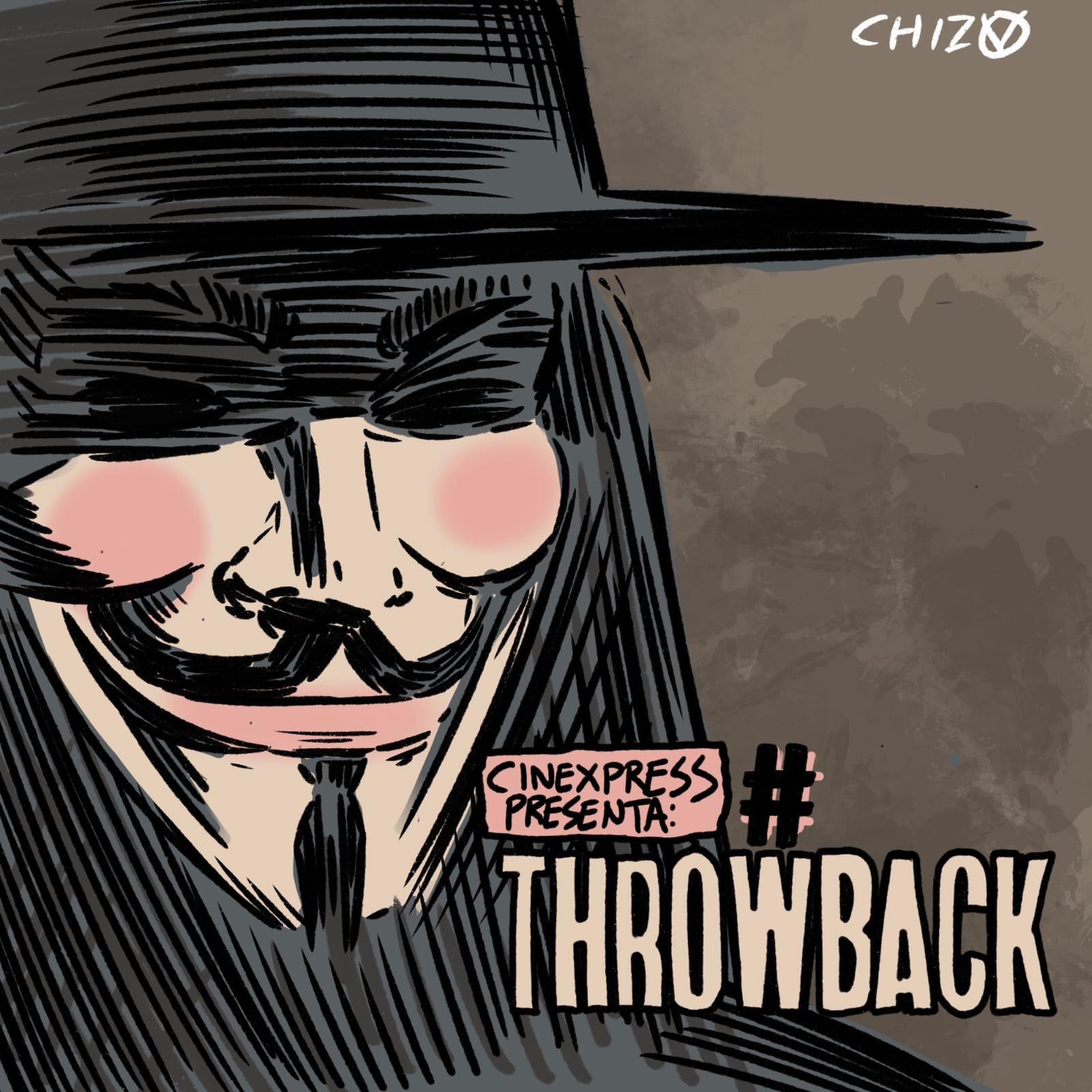 Throwback #23 – V for Vendetta