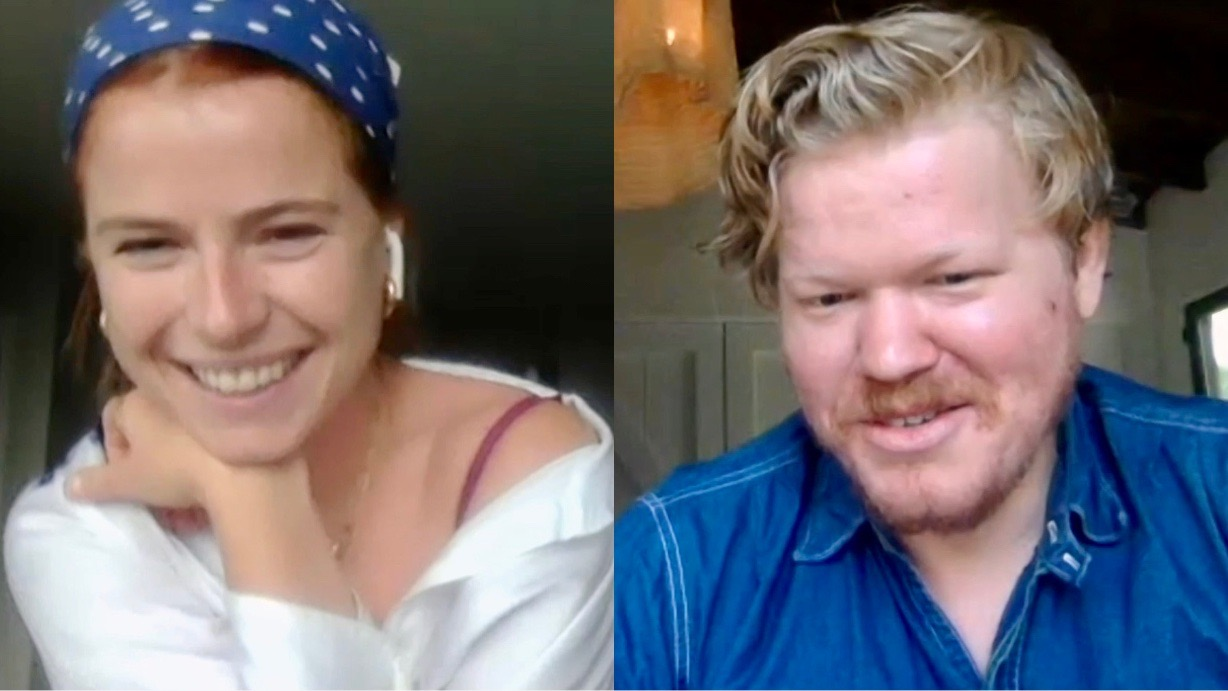 Entrevista: Jessie Buckley y Jesse Plemons – I'm Thinking of Ending Things