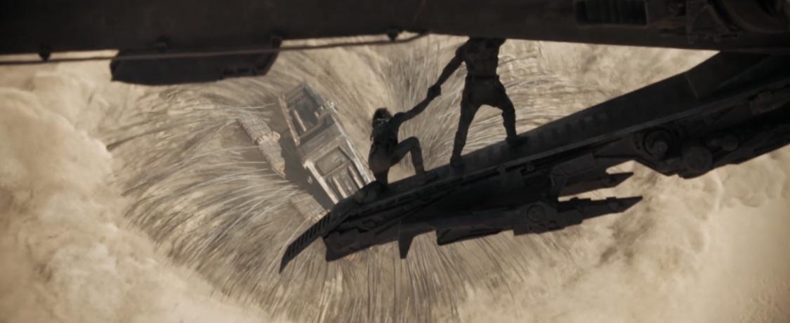 Imágenes del primer trailer de DUNE