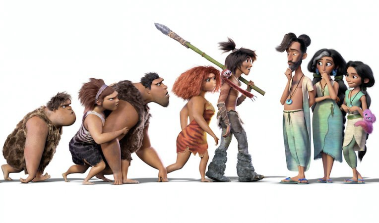 Primer tráiler de THE CROODS 2: A NEW AGE