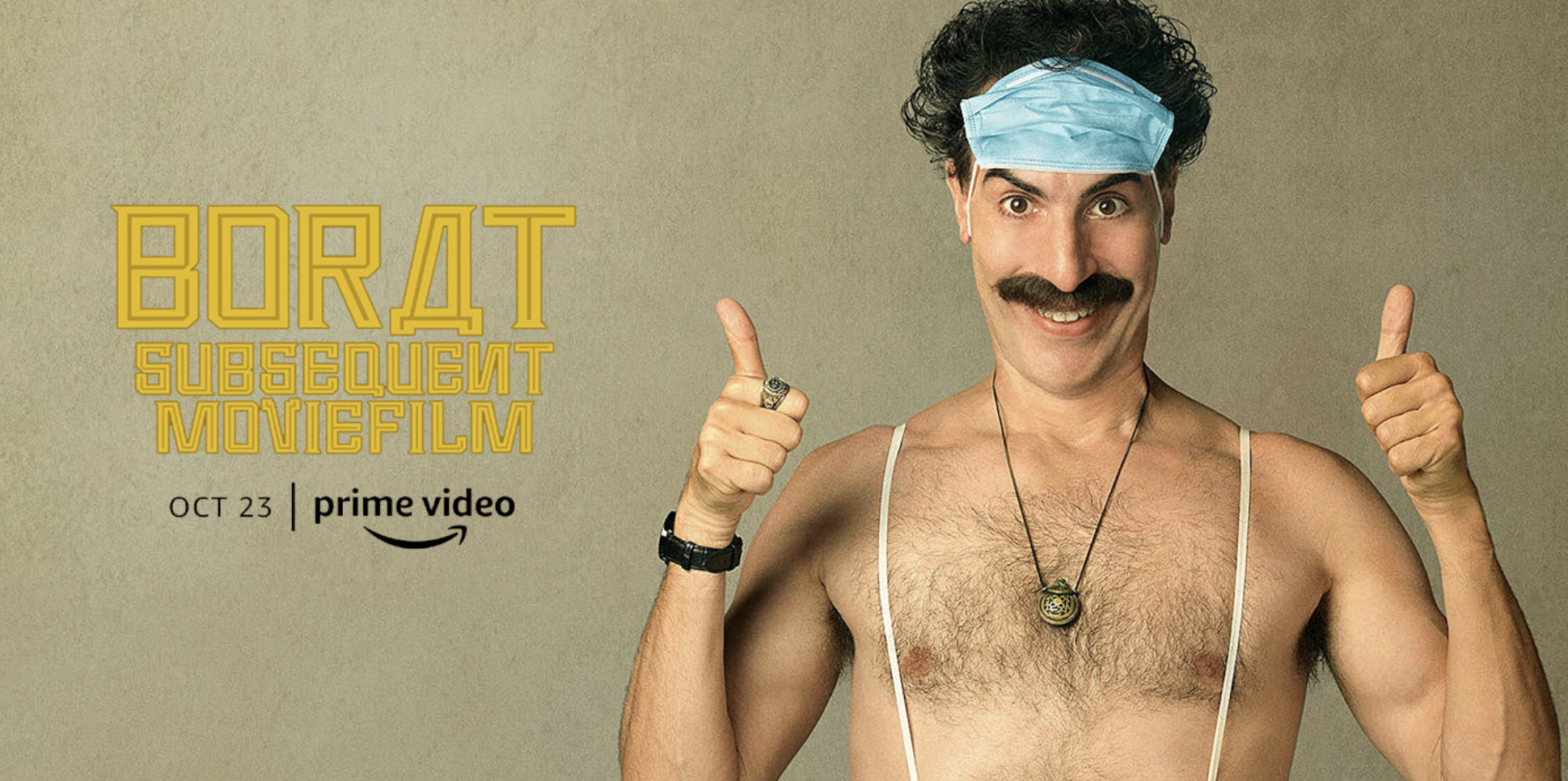 Reseña: BORAT SUBSEQUENT MOVIEFILM