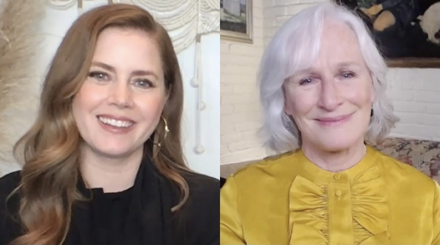 Entrevista: Amy Adams y Glenn Close