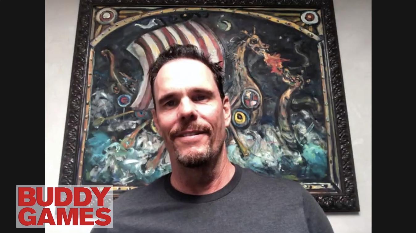 Entrevista: Kevin Dillon – Buddy Games