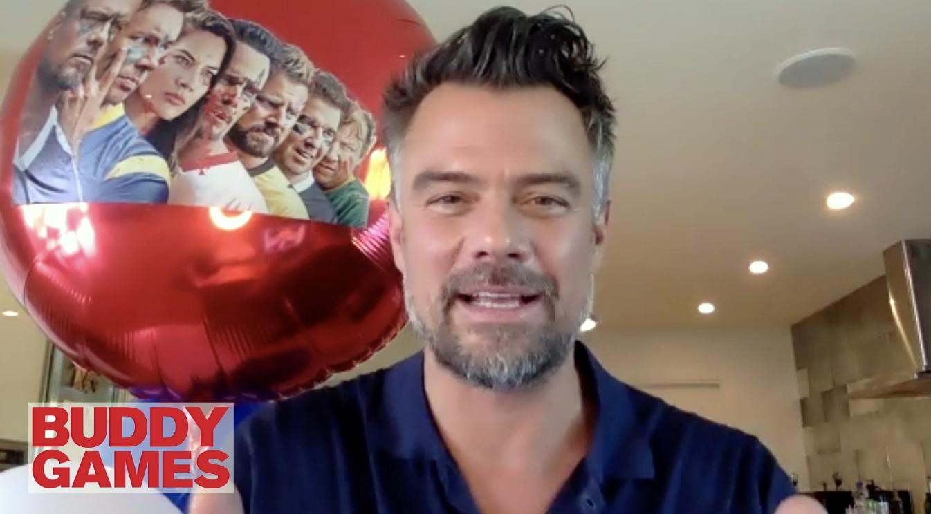 Entrevista: Josh Duhamel y Dan Bakkedahl – Buddy Games