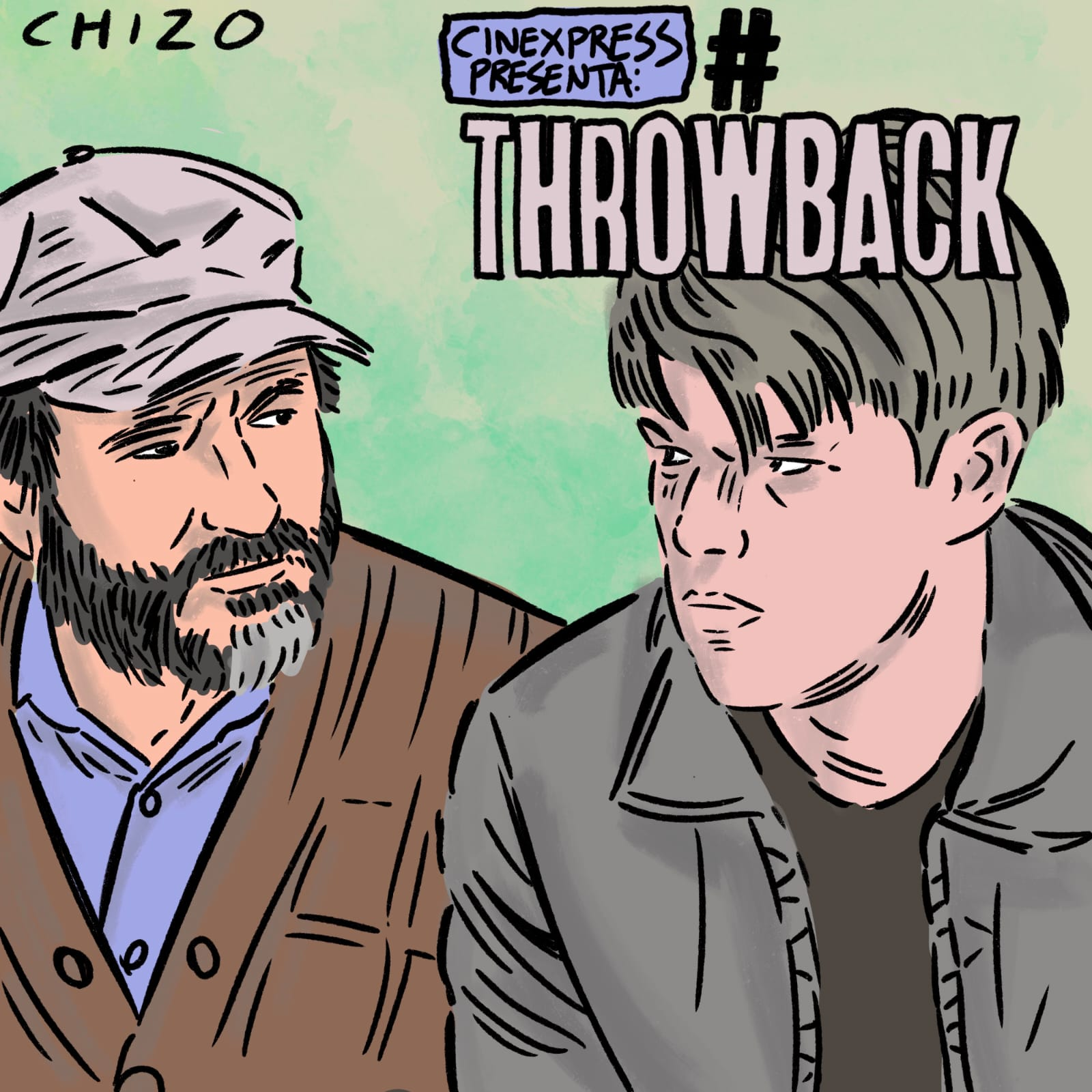 Throwback #31 – Good Will Hunting