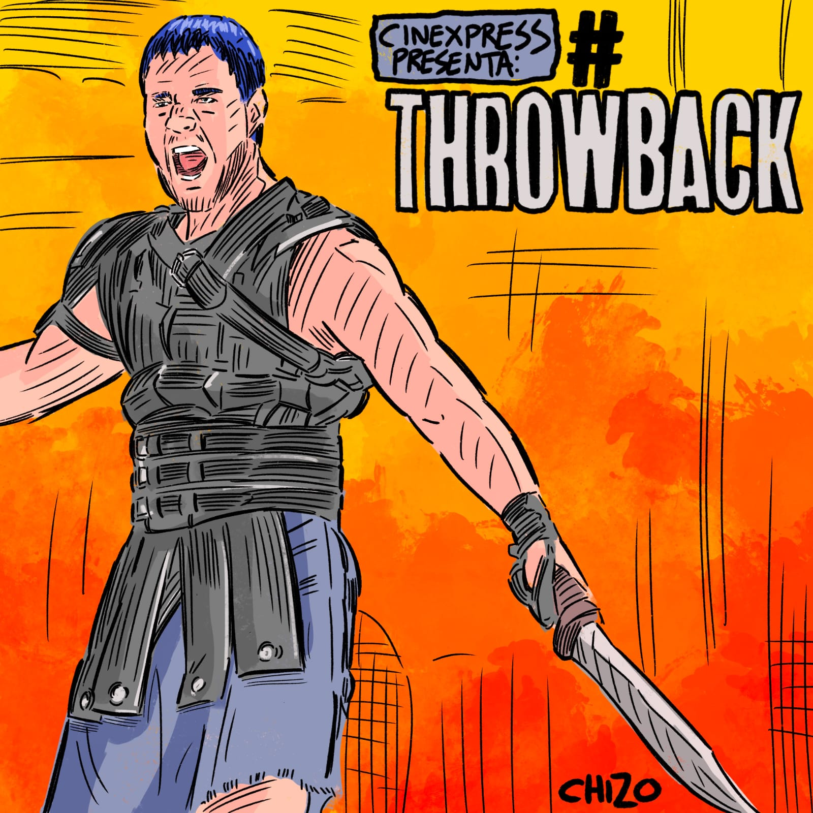 Throwback #33 – Gladiator