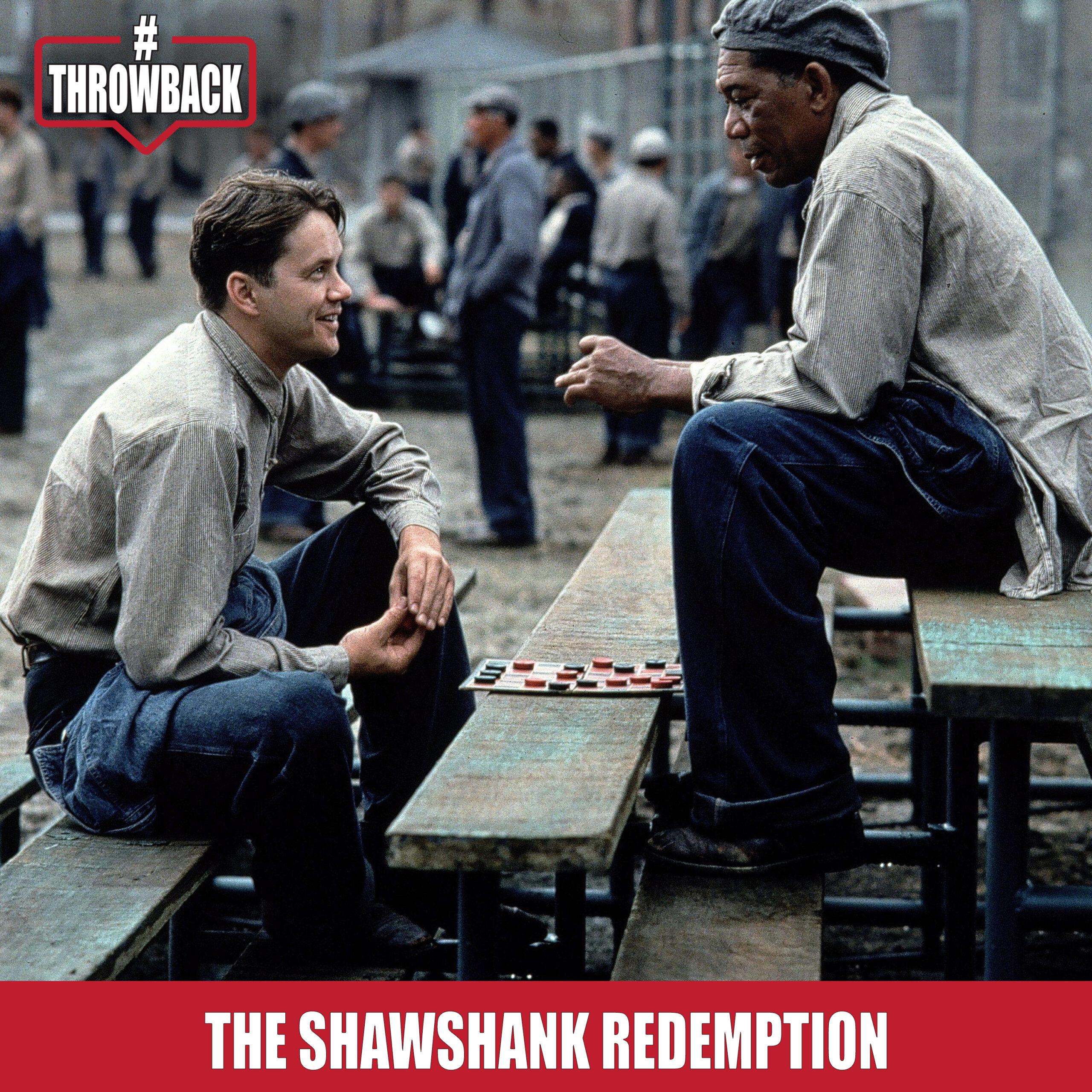 Throwback #46 – The Shawshank Redemption