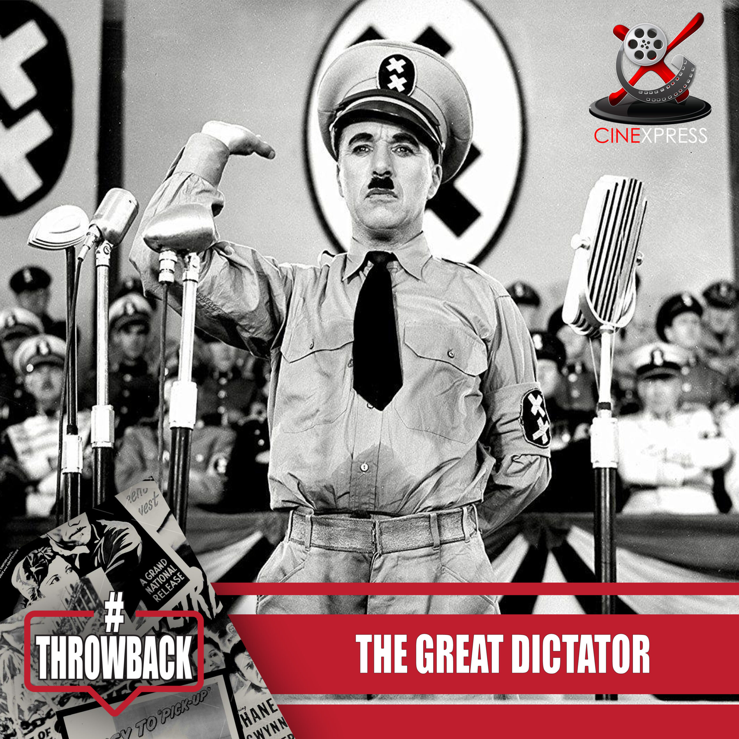 Throwback #45 – The Great Dictator