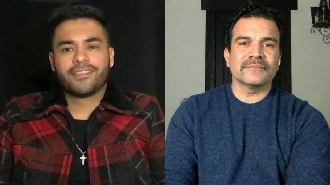 Entrevista: Ricardo Chavira y Gabriel Chavarria – SELENA: THE SERIES