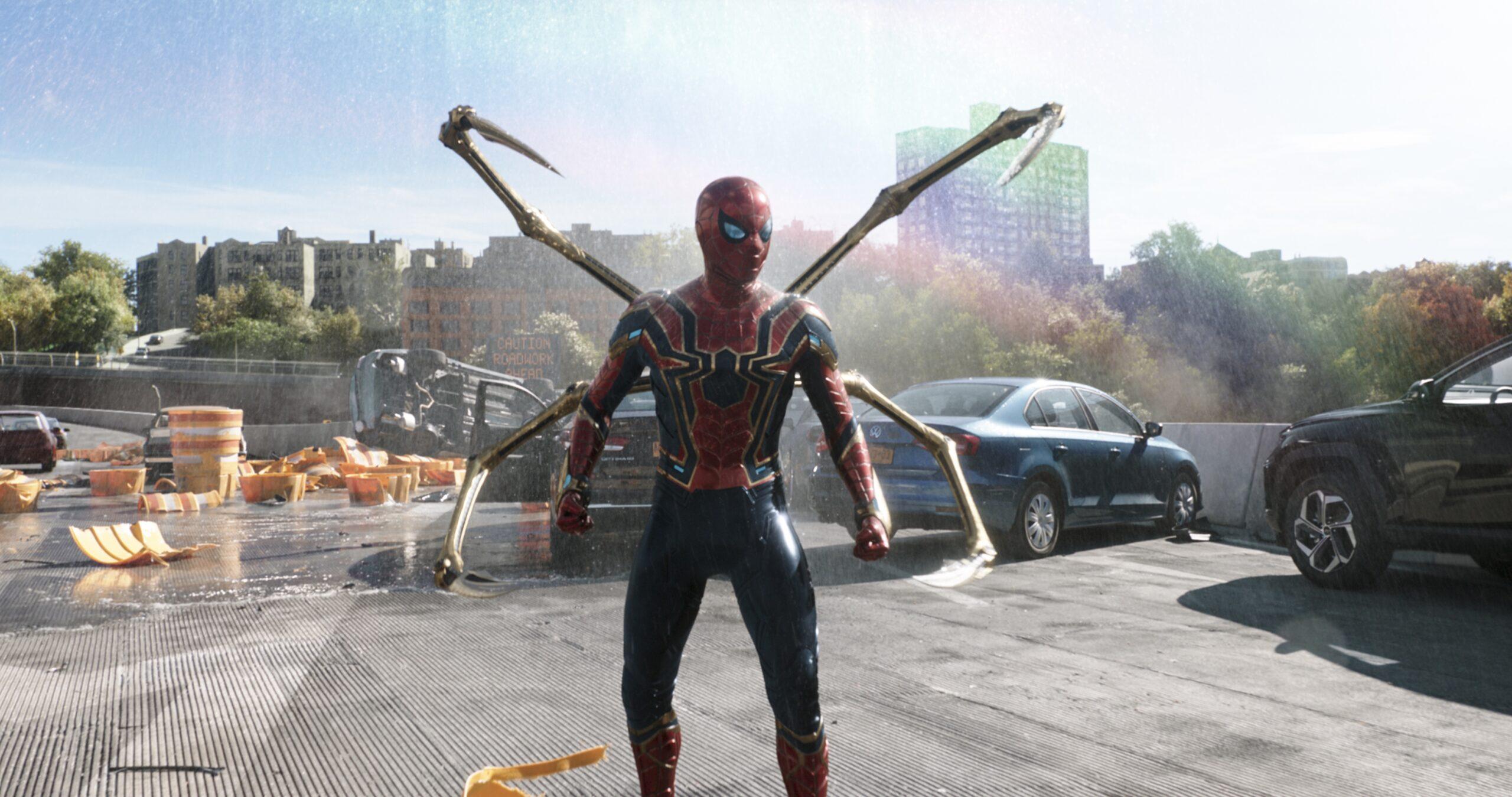 Nuevas imágenes de SPIDER-MAN: NO WAY HOME
