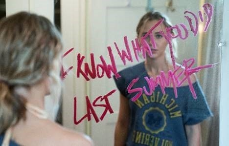 Tráiler de I KNOW WHAT YOU DID LAST SUMMER