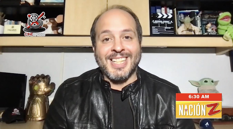 CineXpress en Nación Z – 27 octubre 2021